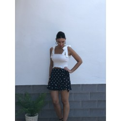 Falda/pantalón  Coria Negro