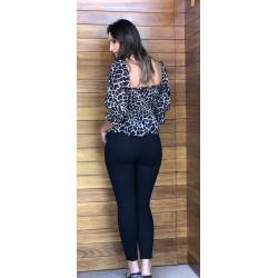 Jeans Basic Negro