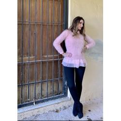 Suéter Teddy Rosa
