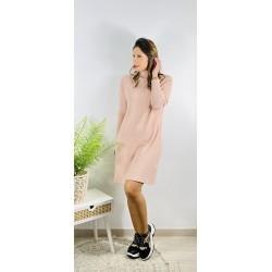 Vestido Natalie Rosa