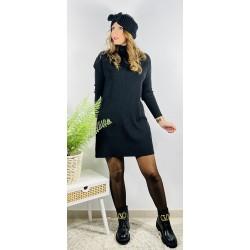 Vestido Natalie Negro