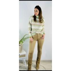 Suéter Maya Verde