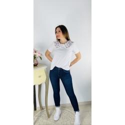 Camiseta Sofia Morado