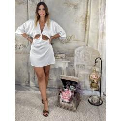 Vestido Agnés Blanco