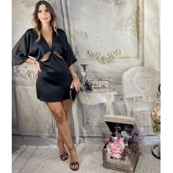 Vestido Agnés Negro