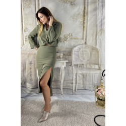 Falda Bangkok kaki