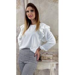 Blusa Sweet Blanca